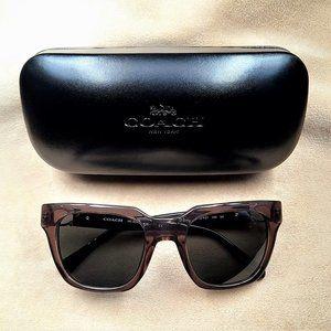 Coach Sunglasses HC8240 Dirty Lilac